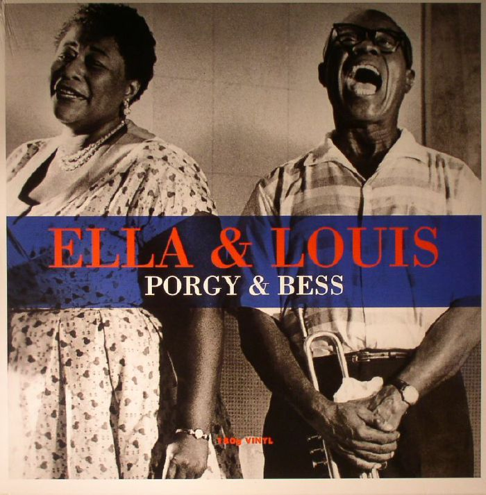 FITZGERALD, Ella/LOUIS ARMSTRONG - Porgy & Bess - Vinyl ... Ella Fitzgerald Porgy And Bess