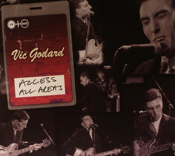 GODARD, Vic - Access All Areas