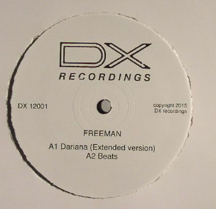 FREEMAN - Dariana