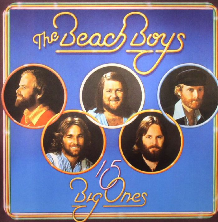 BEACH BOYS, The - 15 Big Ones