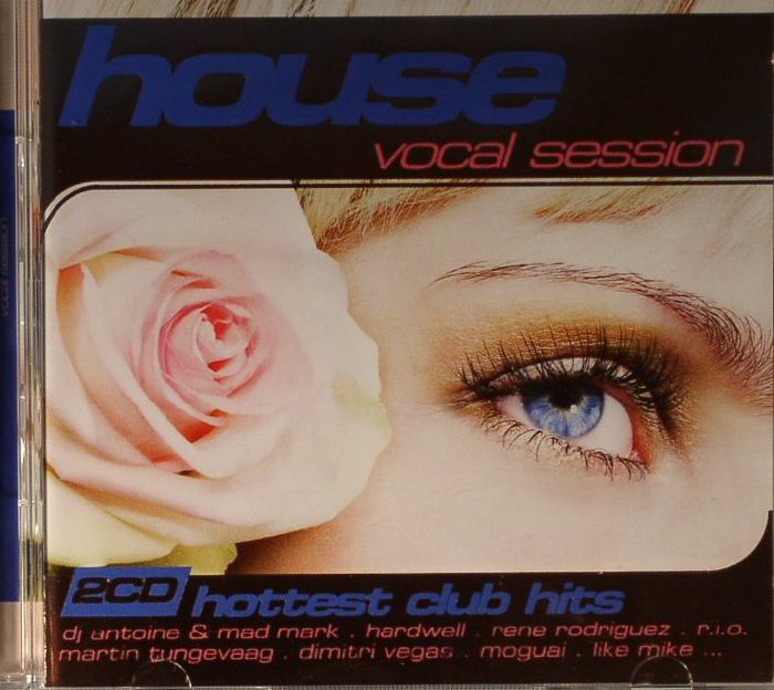 VARIOUS - House: Vocal Session 2015 Hottest Club Hits