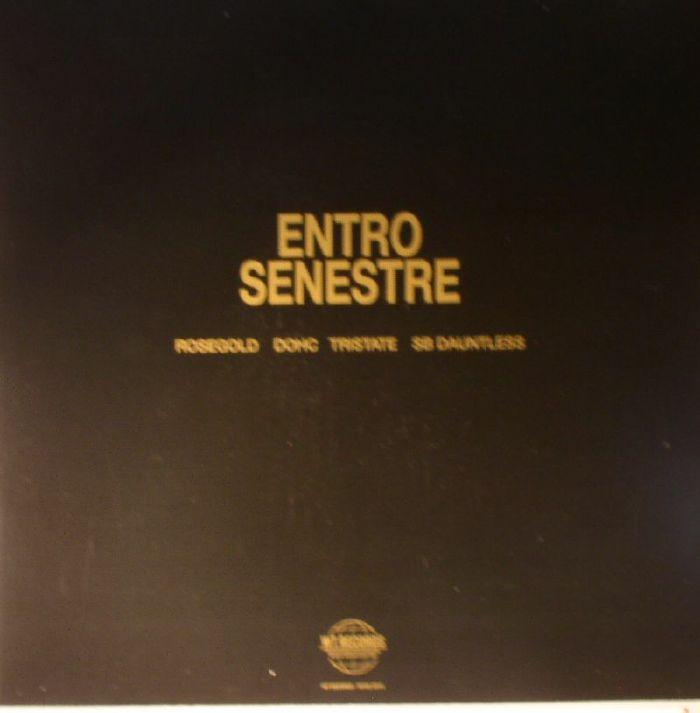 ENTRO SENESTRE - Rosegold