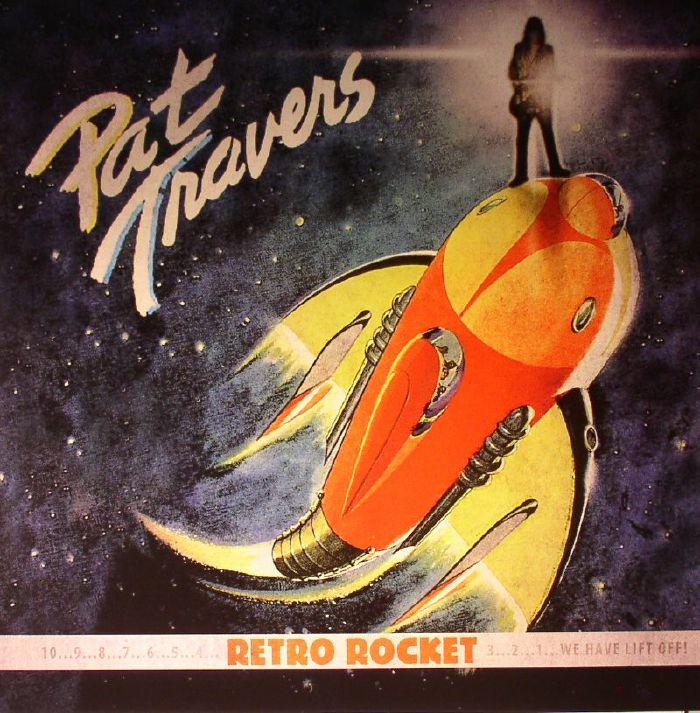 TRAVERS, Pat - Retro Rocket