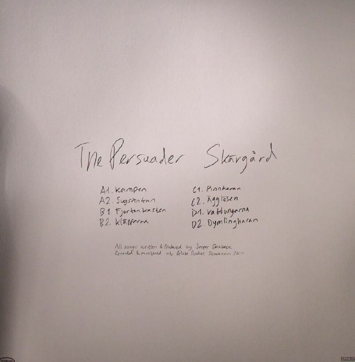 PERSUADER, The - Skargard
