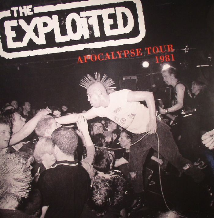 The Exploited Uk Tour