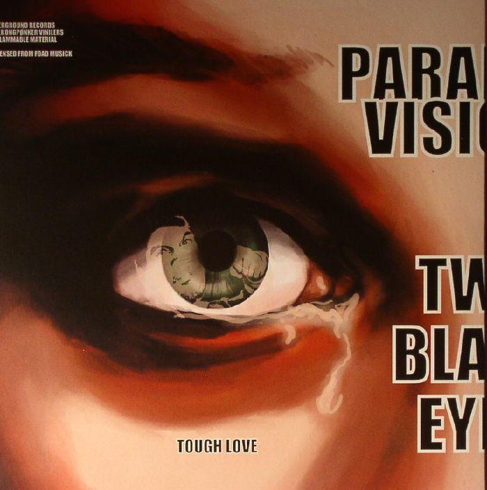 PARANOID VISIONS - Two Black Eyes