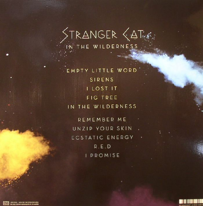 STRANGER CAT - In The Wilderness