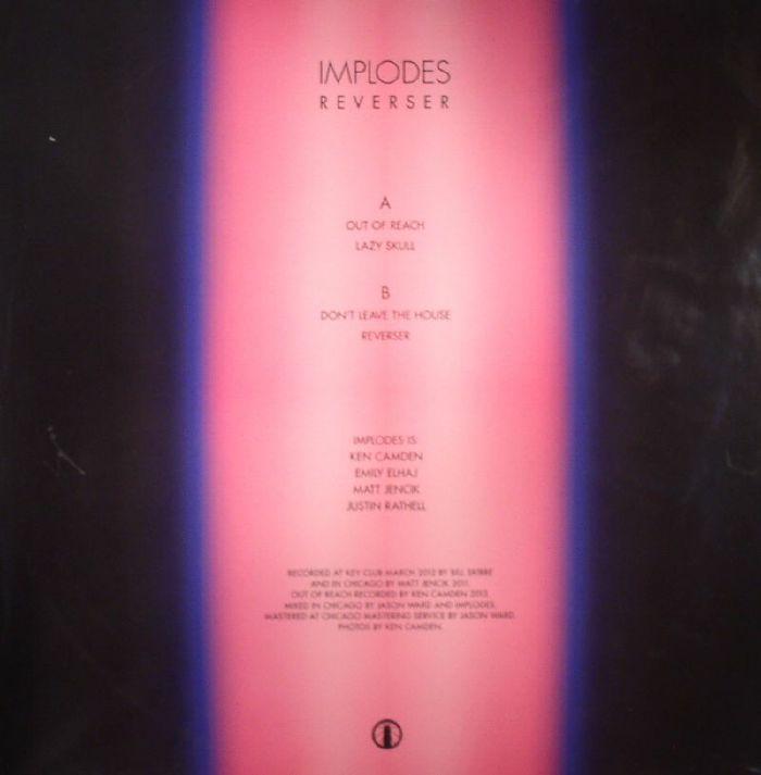 IMPLODES - Reverser