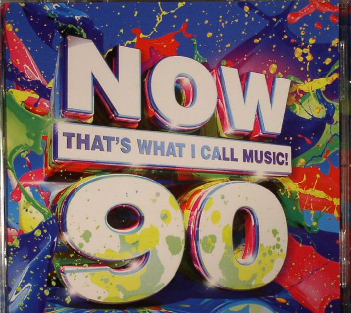 VARIOUS - Now That's What I Call Music 90