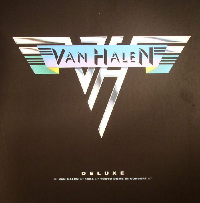 eb0845adb10 VAN HALEN - Deluxe  Van Halen 1984 Tokyo Dome In Concert (remastered