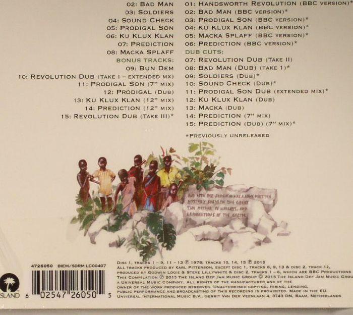 Steel Pulse Handsworth Revolution Deluxe Edition Vinyl