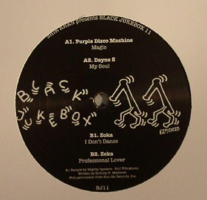 PURPLE DISCO MACHINE/DAYNE S/ZOKA - Shir Khan Presents Black Jukebox 11