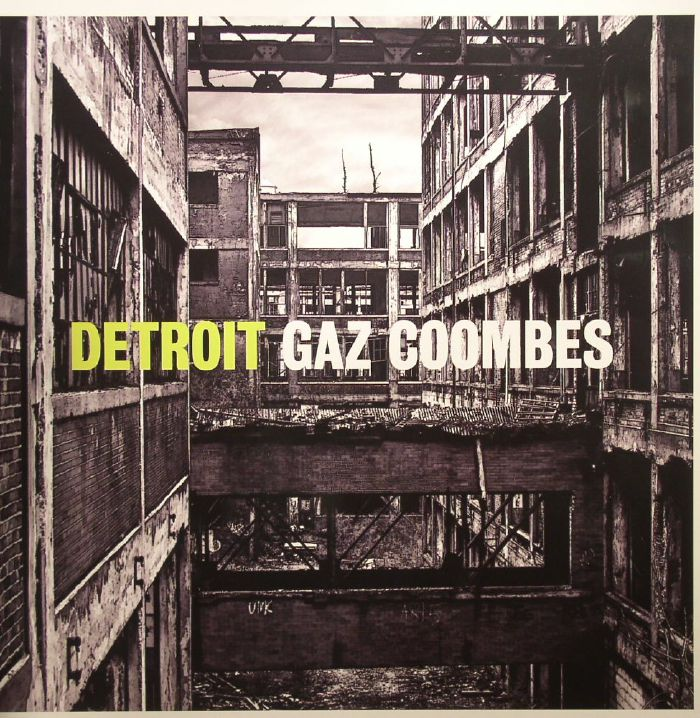 COOMBES, Gaz - Detroit (Record Store Day 2015)