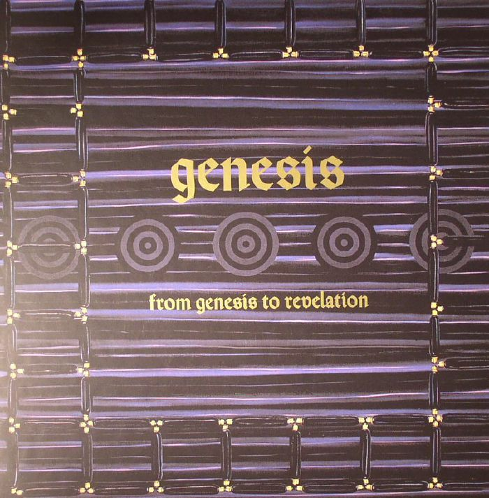 Genesis From Genesis To Revelation Record Store Day 2015