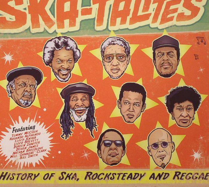 Rocksteady Studio 1 SKA Mens Hoody Reggae Ska