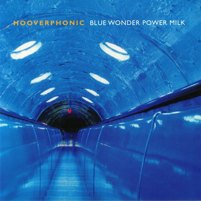 Hooverphonic Blue Wonder Power Milk Record Store Day 2015