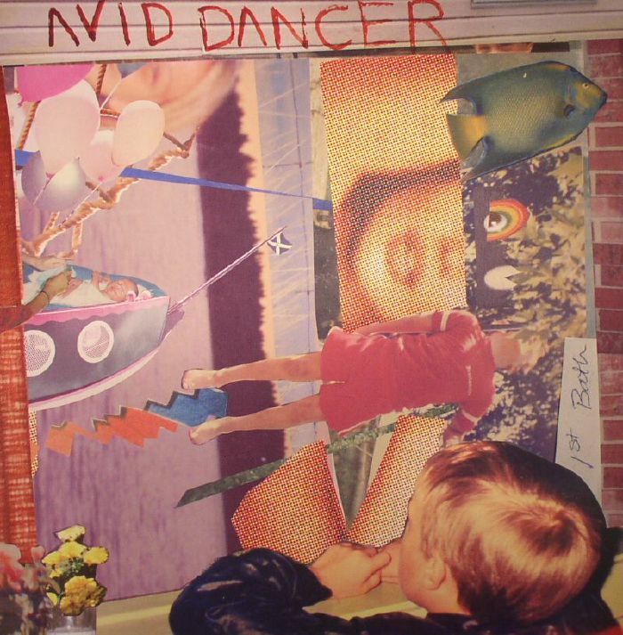 AVID DANCER - 1st Bath