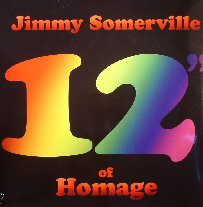 SOMERVILLE, Jimmy - 12 Inches Of Homage (Record Store Day 2015)