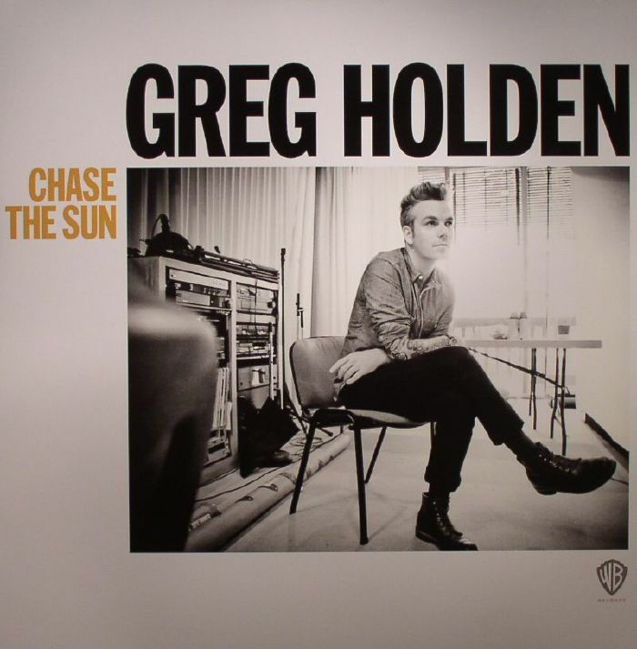 HOLDEN, Greg - Chase The Sun