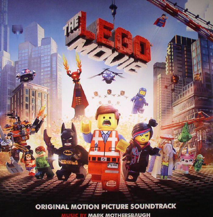 MOTHERSBAUGH, Mark - The Lego Movie (Soundtrack)
