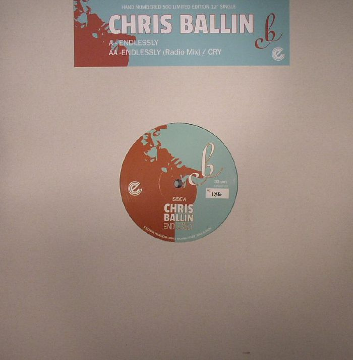 BALLIN, Chris - Endlessly (Record Store Day 2015)