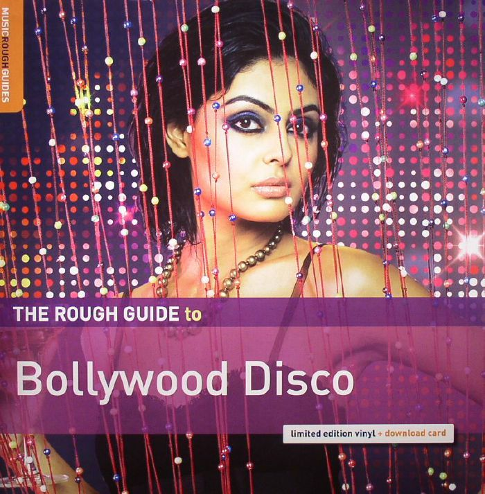 DJ RITU/VARIOUS - The Rough Guide To Bollywood Disco