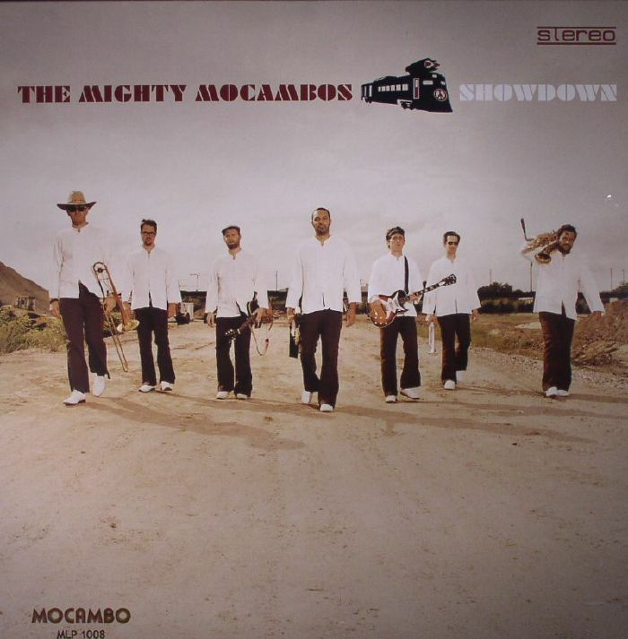 MIGHTY MOCAMBOS, The - Showdown