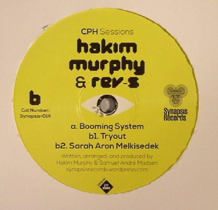 MURPHY, Hakim/REV S - CPH Sessions