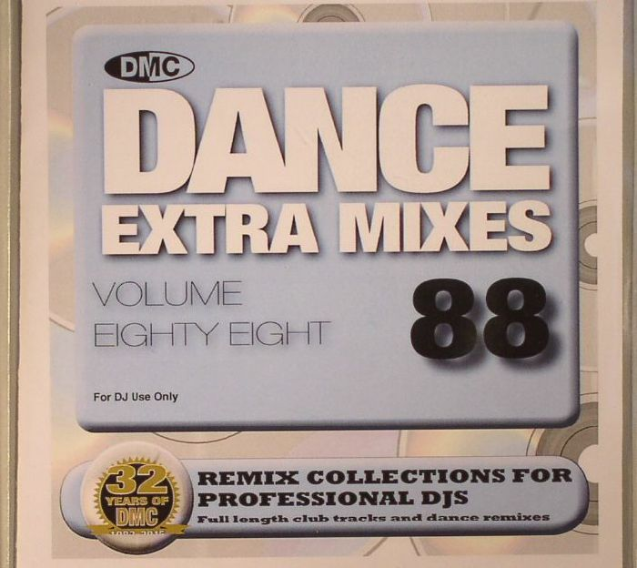 VARIOUS - Dance Extra Mixes Volume 88: Remix Collections For Professional DJs (Strictly DJ Only)