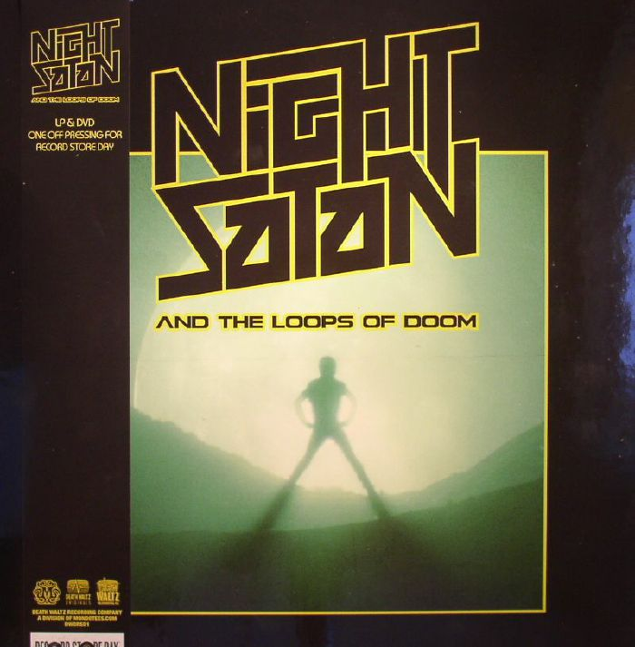 NIGHTSATAN - Nightsatan & The Loops Of Doom (Record Store Day 2015)
