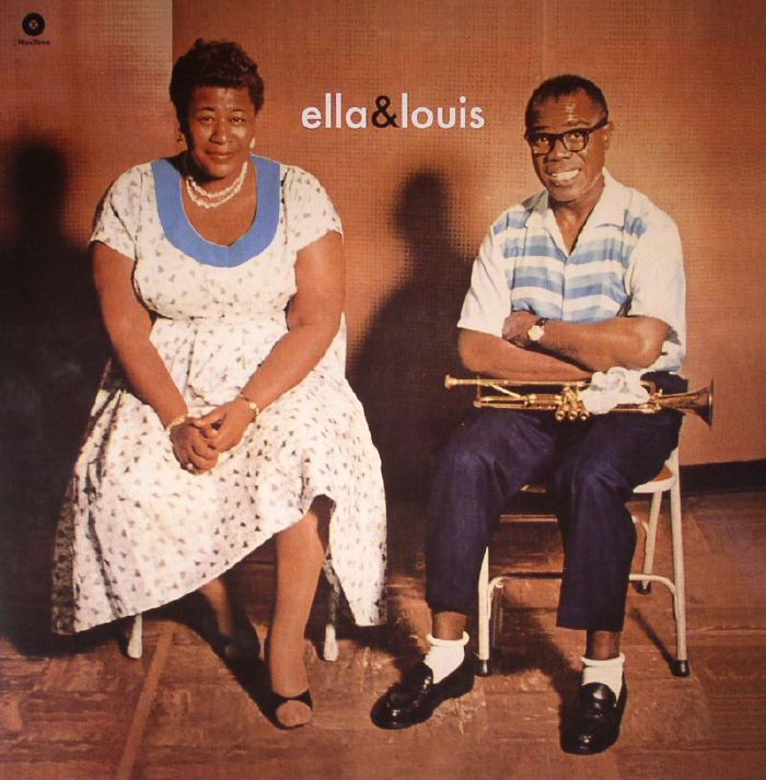 Ella Fitzgerald Louis Armstrong Ella Amp Louis Remastered