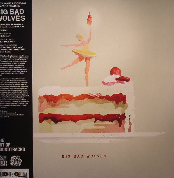 Ilfman Frank Big Bad Wolves Soundtrack Record Store Day 2015