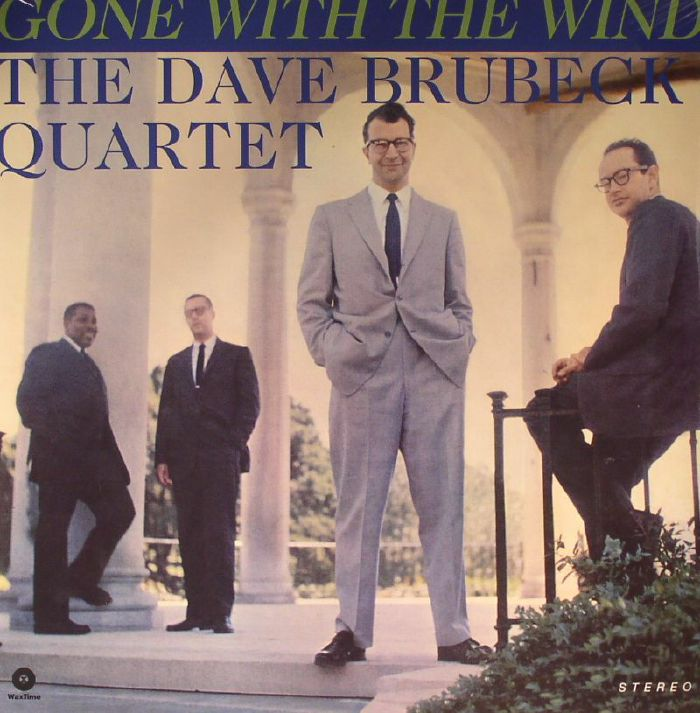 DAVE BRUBECK QUARTET, The - Gone With The Wind (remastered)