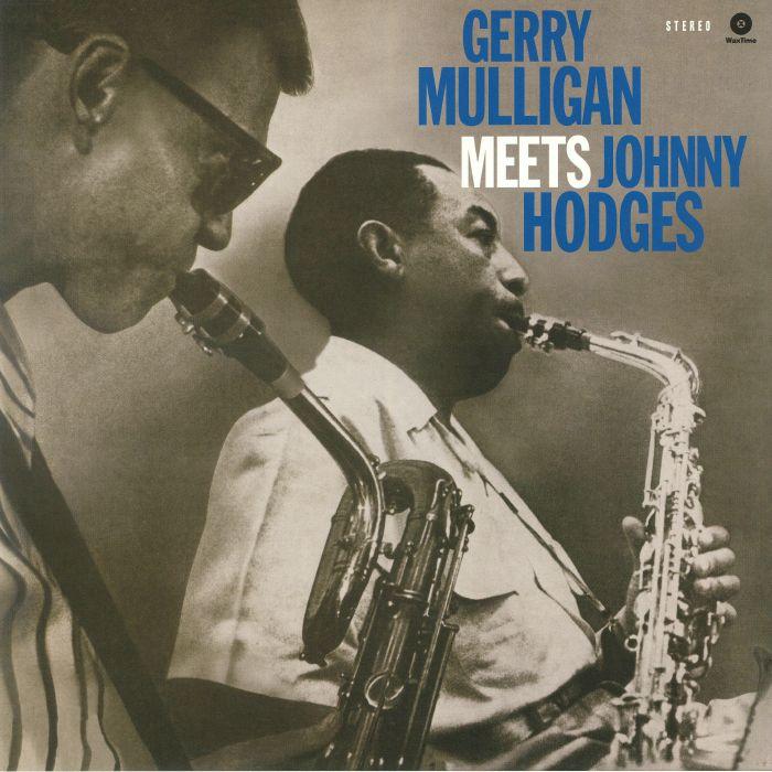 MULLIGAN, Gerry/JOHNNY HODGES - Gerry Mulligan Meets Johnny Hodges