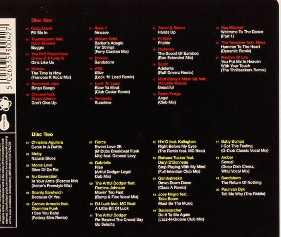VARIOUS - Galaxy Hit Mix