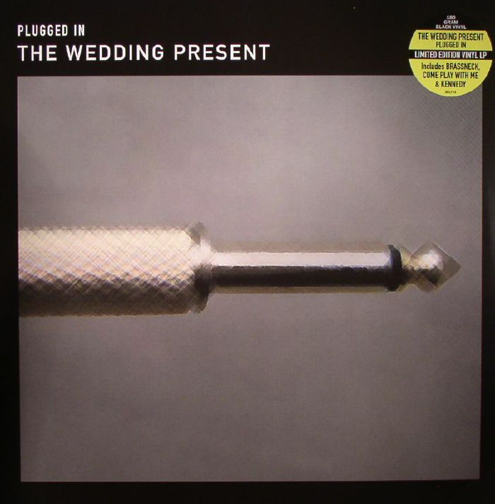 The Wedding Present Plugged In Record Store Day 2015