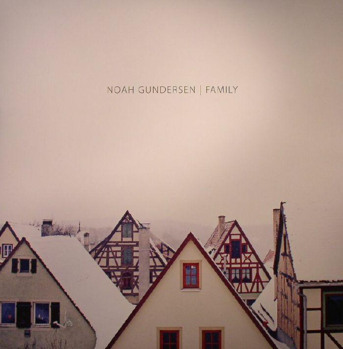 GUNDERSEN, Noah - Family