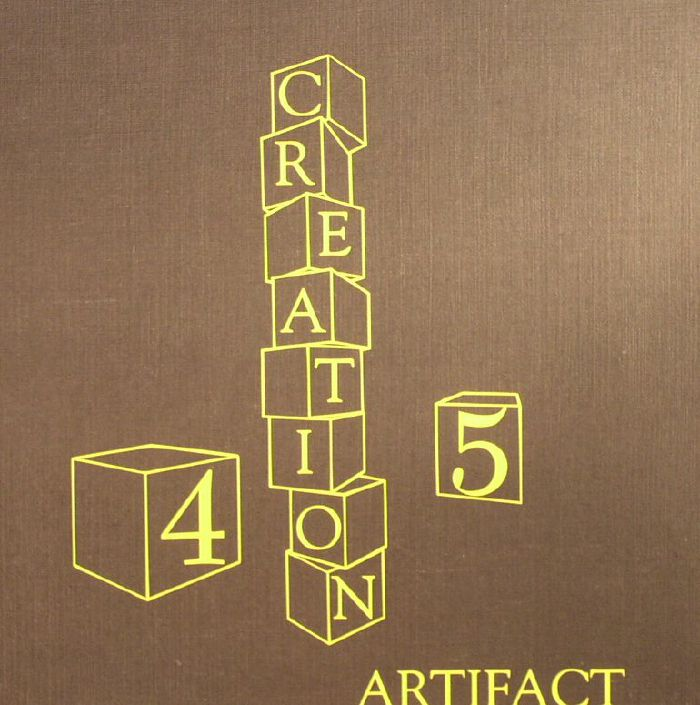 VARIOUS - Creation Artifact 45: The First Ten Singles 1983-1984 (Record Store Day 2015)