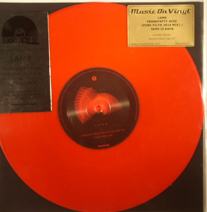 LAMB - TFA/SH09 Is Back (Record Store Day 2015)