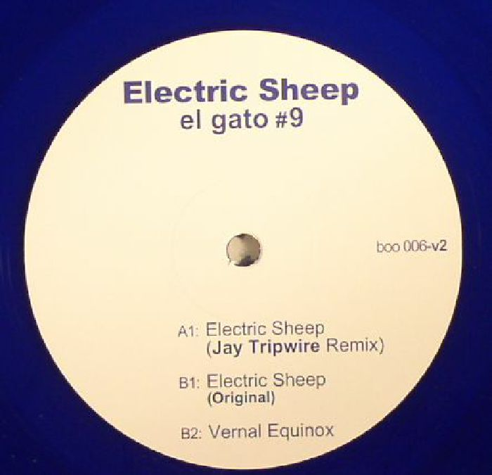 EL GATO #9 - Electric Sheep