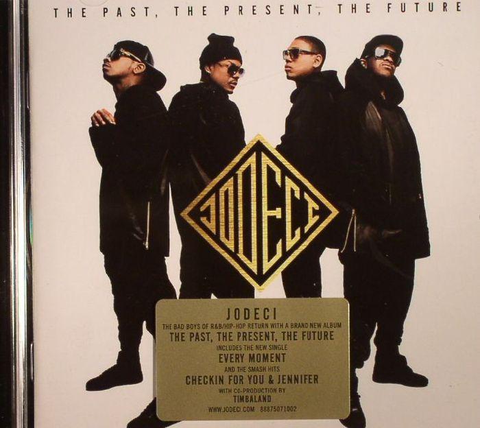 JODECI - The Past The Present The Future