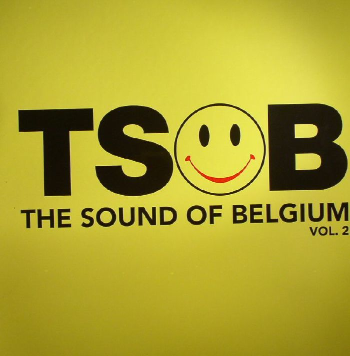 VARIOUS - TSOB The Sound Of Belgium Vol 2