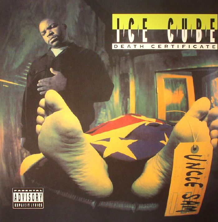 Ice Cube Death Certificate Vinyl At Juno Records