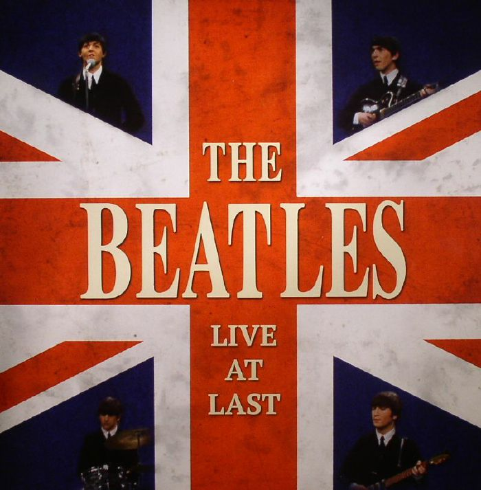 BEATLES, The - Live At Last