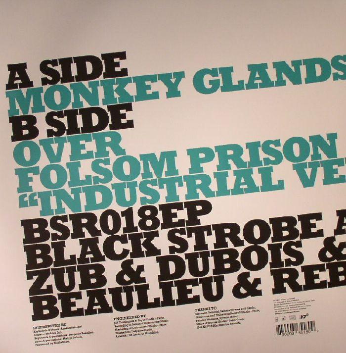 BLACK STROBE - Monkey Glands EP