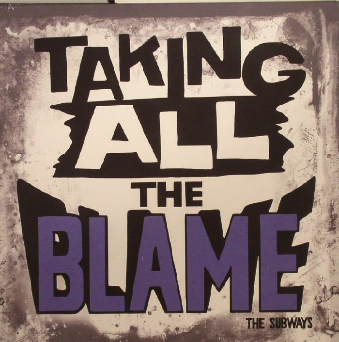 SUBWAYS, The - Taking All The Blame (Record Store Day 2015)