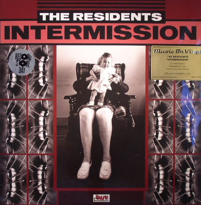 RESIDENTS, The - Intermission (Record Store Day 2015)