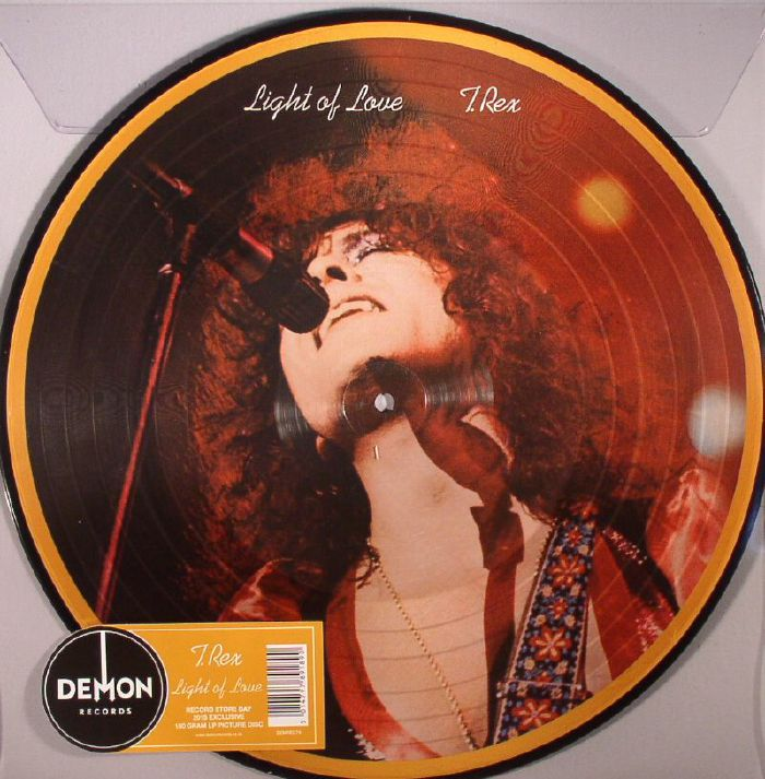 T Rex Light Of Love Record Store Day 2015 Vinyl At Juno