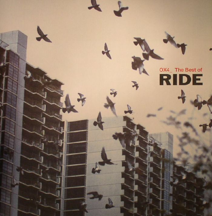 RIDE - OX4: The Best Of (Record Store Day 2015)