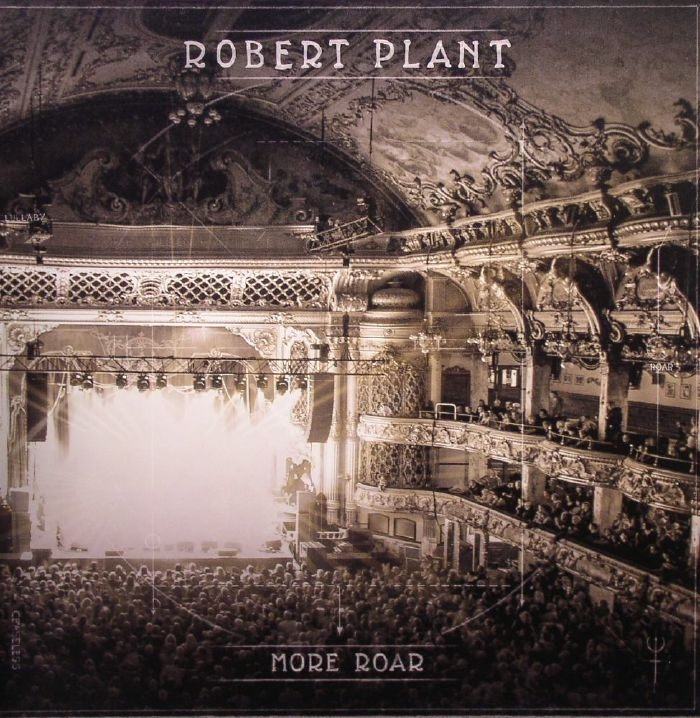PLANT, Robert & THE SENSATIONAL SPACE SHIFTERS - More Roar (Record Store Day 2015)